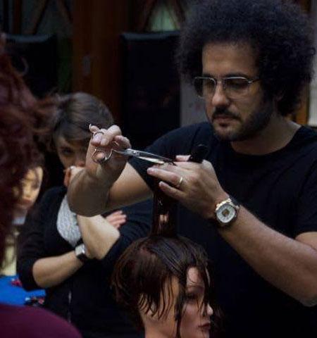Corsi Hair stylist con Salvatore Riccardi