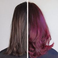 Come colorare i capelli temporaneamente